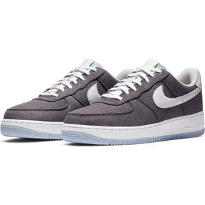 NIKE M'S FOOTWEAR AIR FORCE 1 '07 LX - IRON GREY