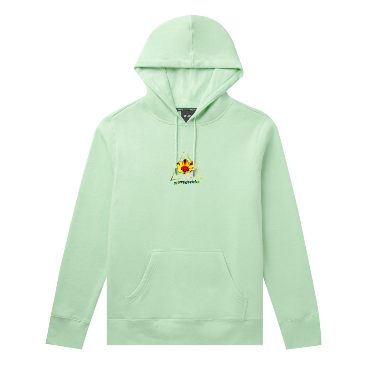 HUF M'S HOODIES COME DOWN TRIPLE TRIANGLE PULLOVER HOODIE