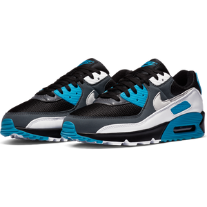 NIKE M'S FOOTWEAR AIR MAX 90 - BLACK/NEUTRAL GREY