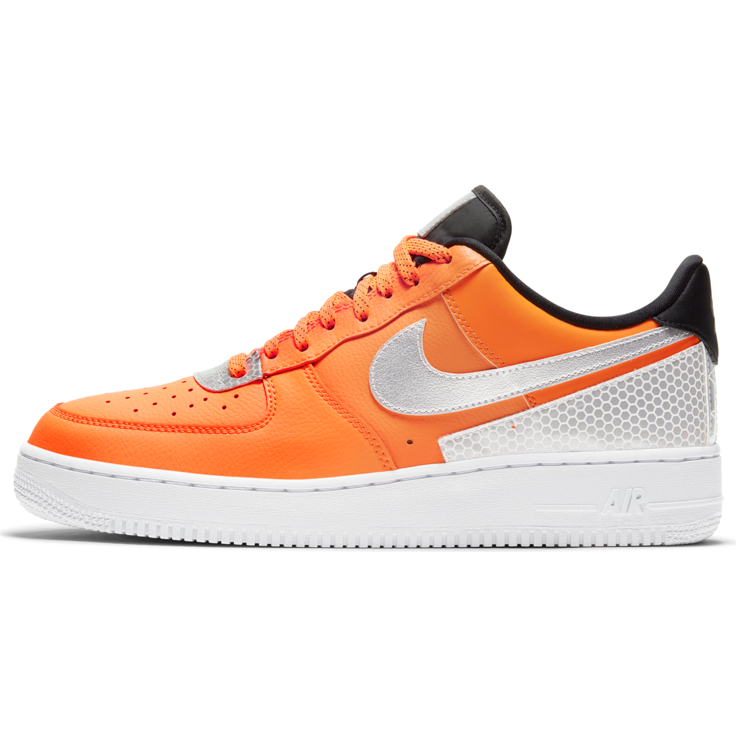 NIKE M'S FOOTWEAR AIR FORCE 1 '07 LV8 - TOTAL ORANGE