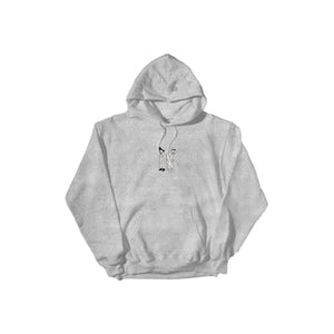 COLD WORLD M'S T-SHIRTS WAR REPORT EMBROIDERED HOODY
