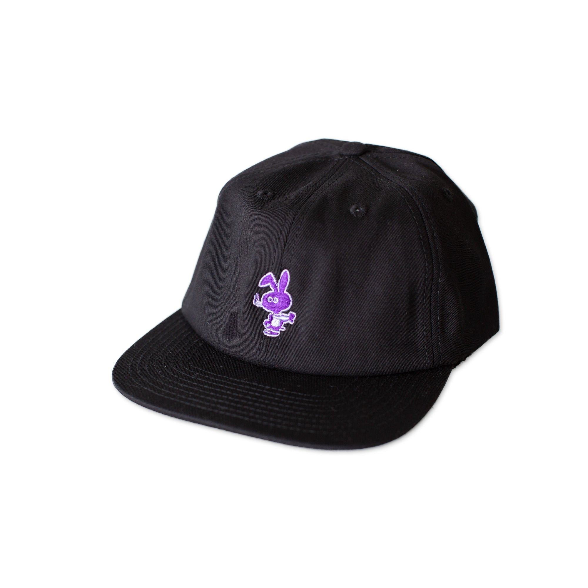 COLD WORLD HATS PURP BUNNY HAT