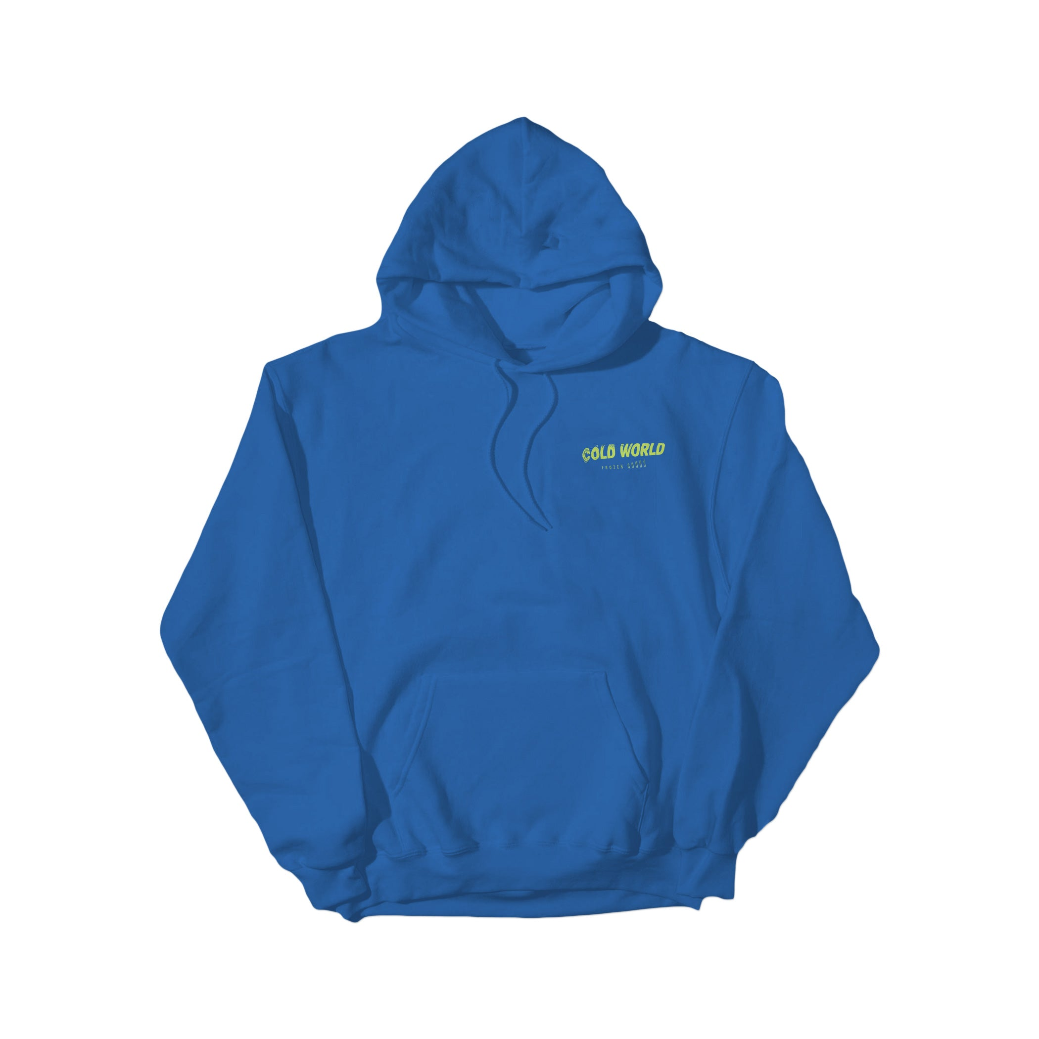 COLD WORLD M'S HOODIES COLD BUNNY HOODIE