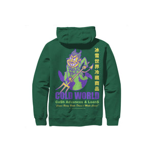 COLD WORLD M'S HOODIES CASH OUT HOODIE