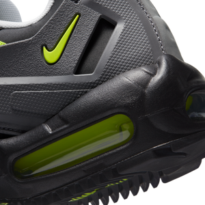 AIR MAX 95 NDSTRKT - BLACK/NEON YELLOW-MEDIUM GREY