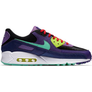 NIKE M'S FOOTWEAR AIR MAX 90 QS - BLACK/VIOLET POP