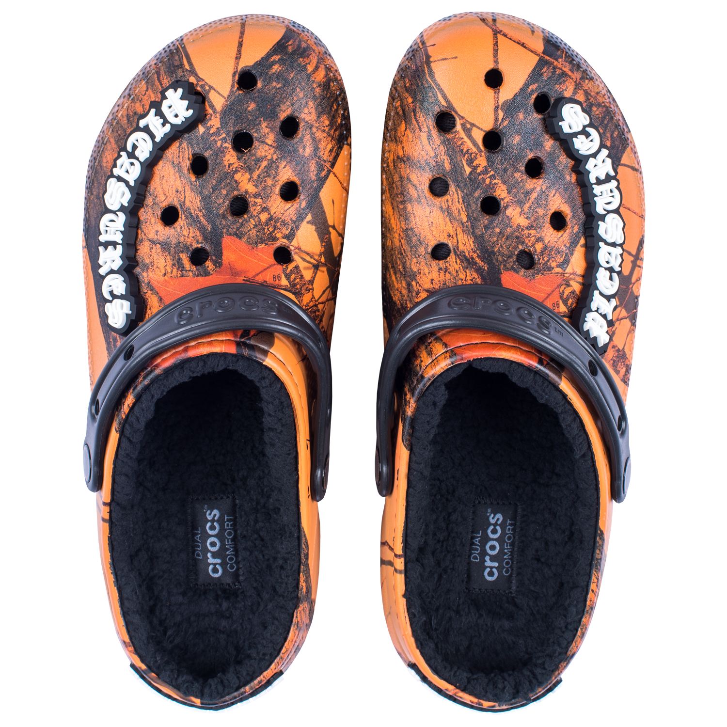 PLEASURES M'S FOOTWEAR PLEASURES X CROCS DYLAN CLOG