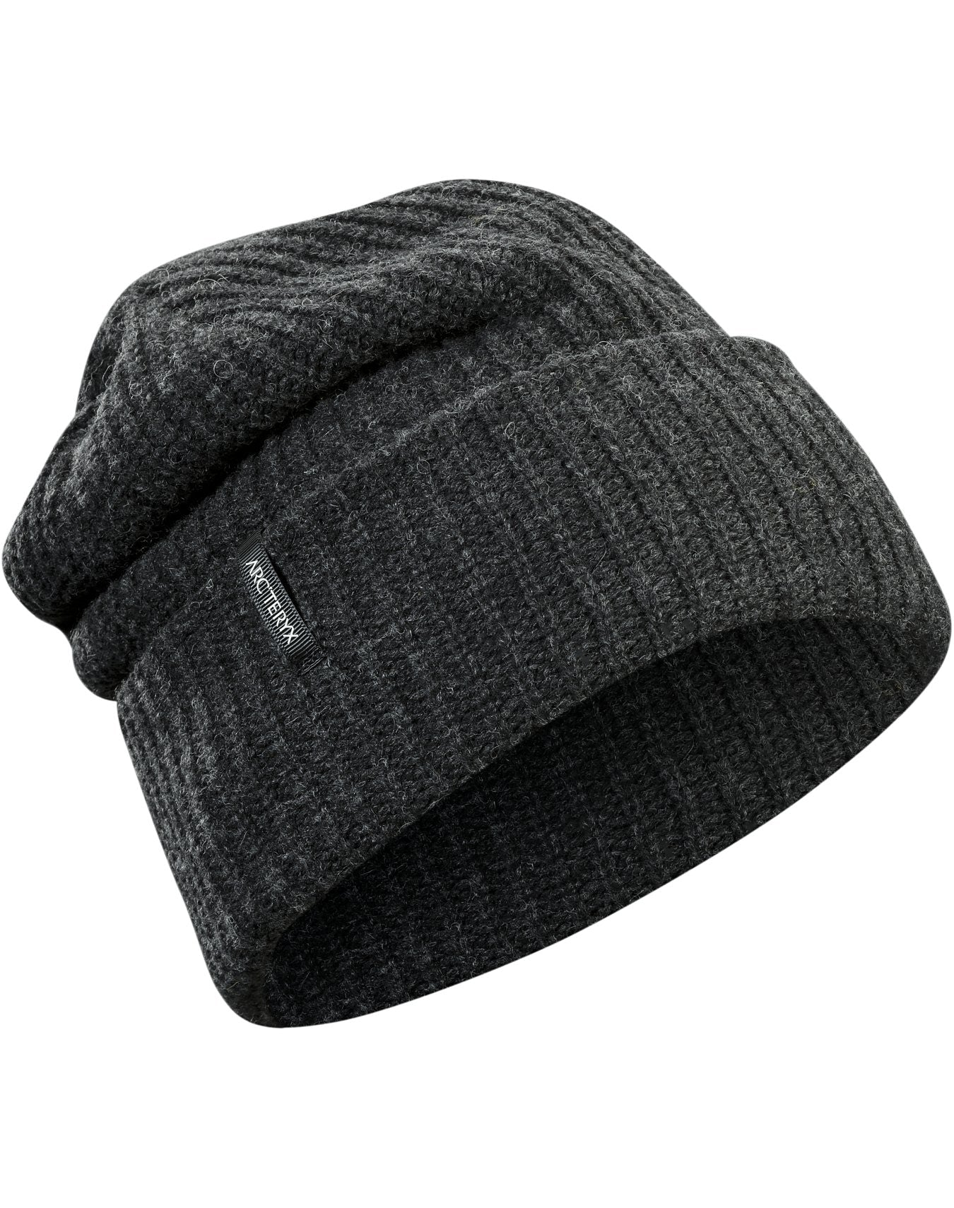 ARC'TERYX TOQUES BLACK HEATHER O/S CHUNKY KNIT TOQUE