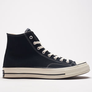 CONVERSE M'S FOOTWEAR BLACK M 8 W 10 CHUCK 70 HIGH TOP BLACK