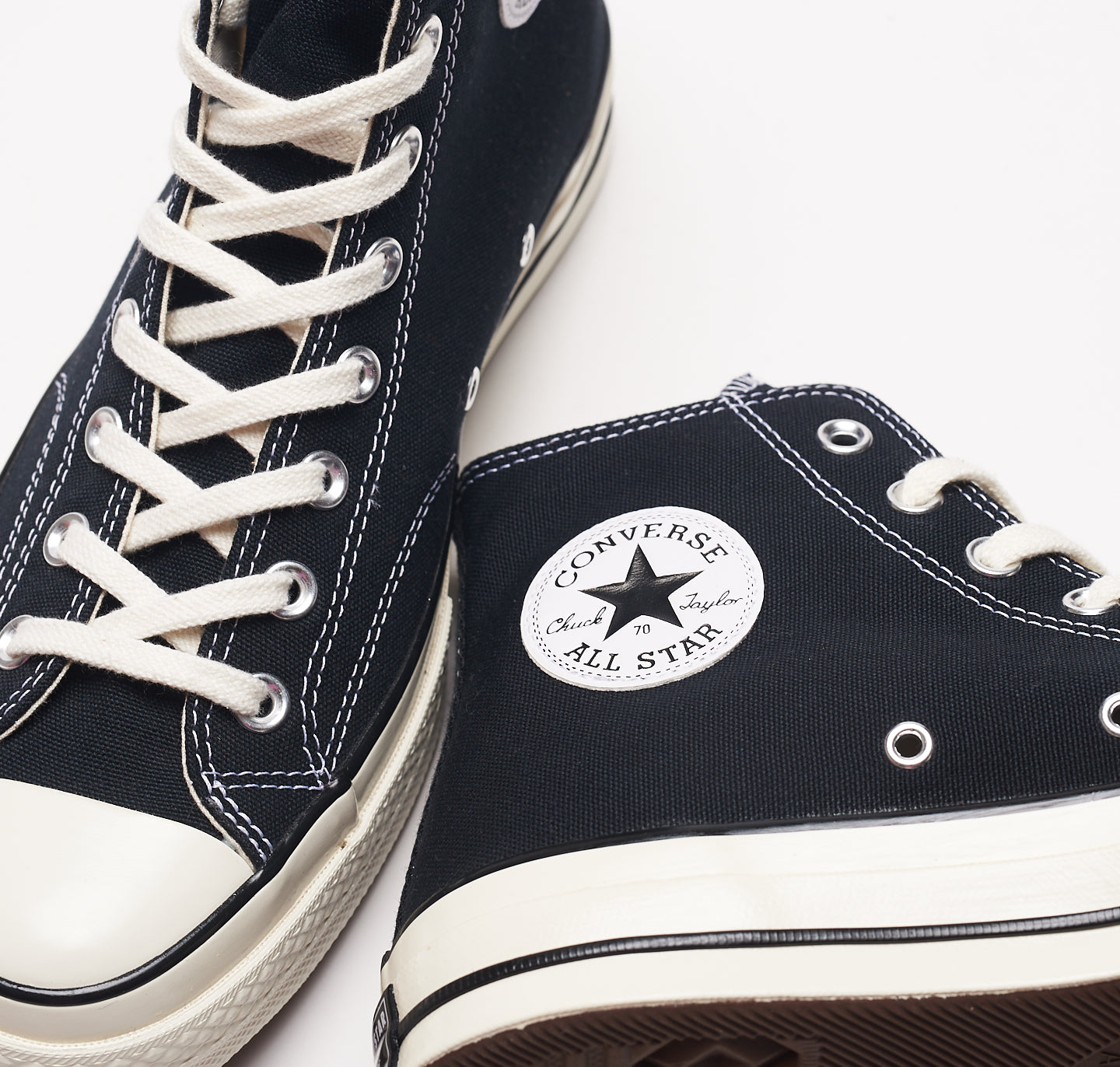 CONVERSE M'S FOOTWEAR CHUCK 70 HIGH TOP BLACK
