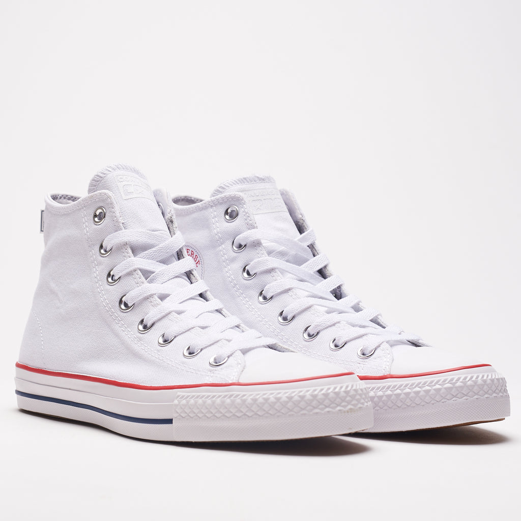 CHUCK TAYLOR ALL STAR PRO HIGH TOP WHITE