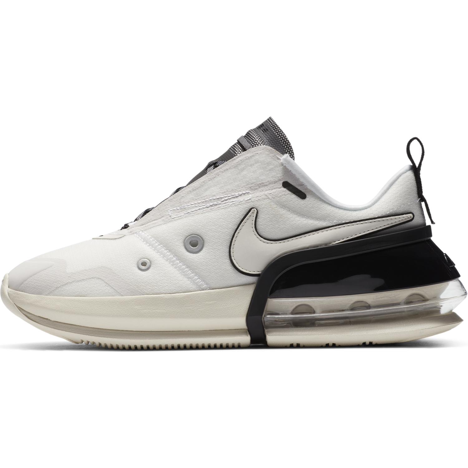 NIKE W'S FOOTWEAR AIR MAX UP QS - WHITE/PALE IVORY