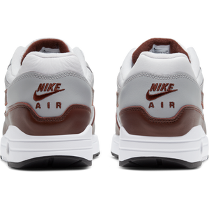 NIKE M'S FOOTWEAR AIR MAX 1 PREMIUM - WHITE/MYSTIC DATES