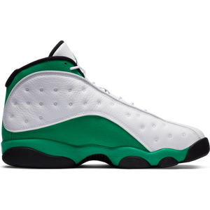 AIR JORDAN M'S FOOTWEAR JORDAN 13 RETRO -WHITE/BLACK-LUCKY GREEN