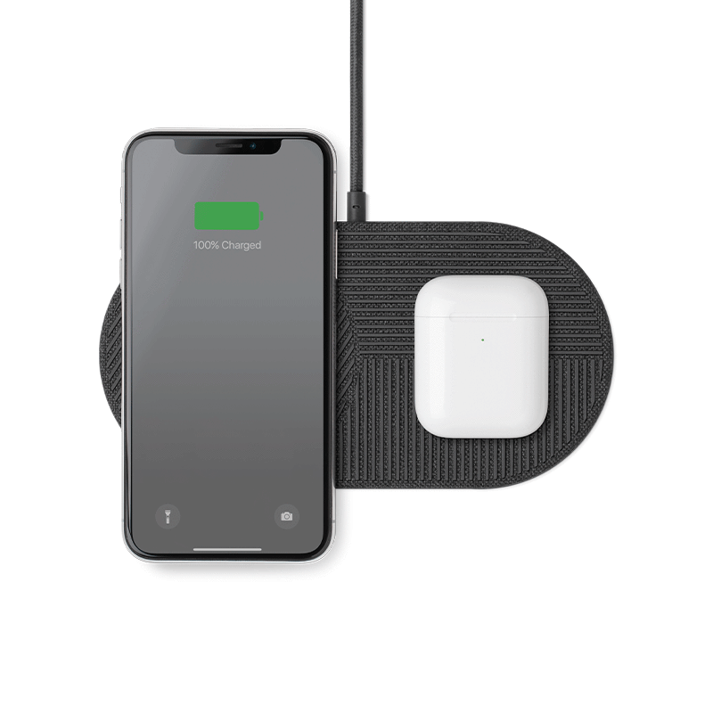 NATIVE UNION ACCESSORIES SLATE O/S NATIVE UNION DROP XL WIRELESS CHARGER
