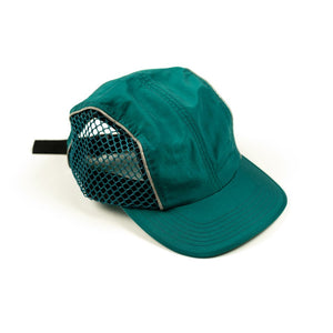 RAISED BY WOLVES HATS TEAL O/S TRIDENT 4 PANEL CAP