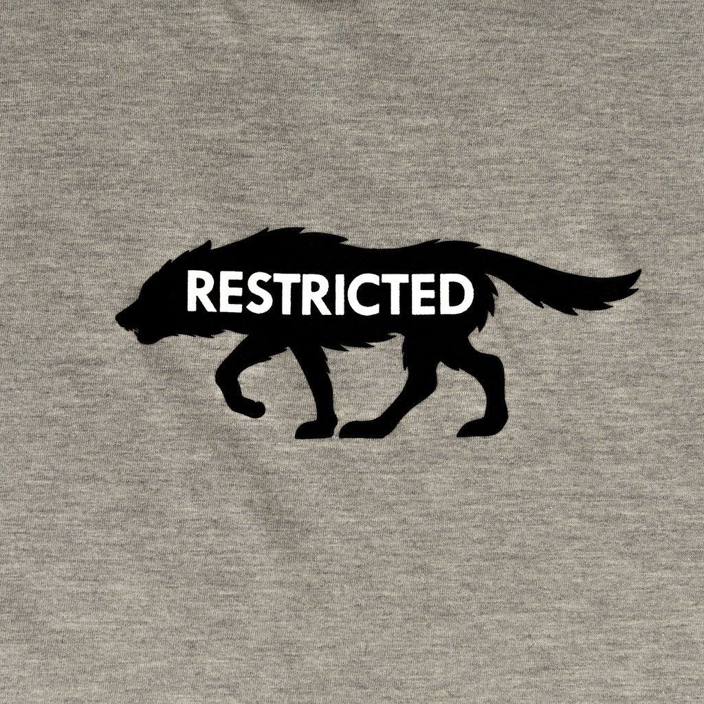 RESTRICTED TEE