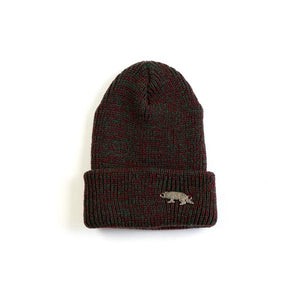 RAISED BY WOLVES TOQUES Red O/S GEOWULF WATCH TOQUE