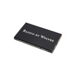 RAISED BY WOLVES ACCESSORIES RBW/HAZO PREMIUM ROLLING PAPERS