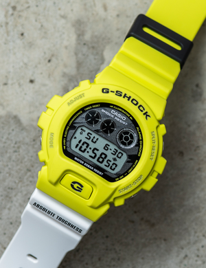 G-SHOCK WATCHES DW6900TGA-9 WATCH