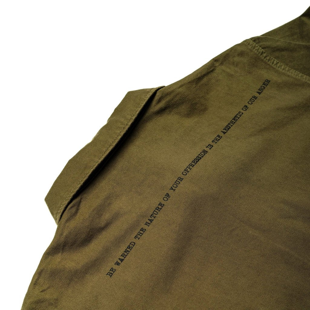 OPPRESSION MILITARY SHIRT