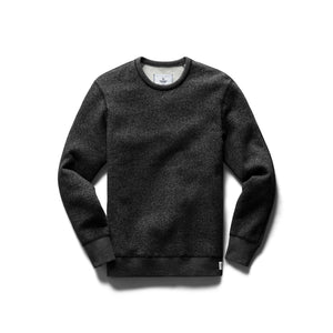 KNIT TIGER FLEECE LS CREW