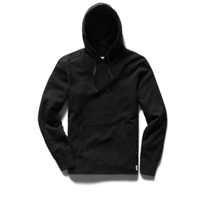 REIGNING CHAMP M'S HOODIES Blk S PULLOVER HOODIE