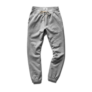 MID WEIGHT TERRY CUFFED SWEAT PANT
