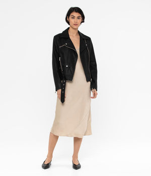 MATT & NAT W'S CASUAL JACKETS DRADEN VEGAN LEATHER JACKETT