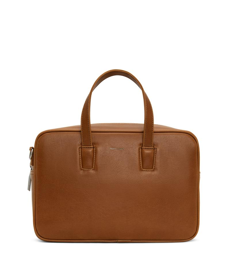 MATT & NAT HAND BAGS KINSI VINTAGE - CHILI MATTE NICKEL