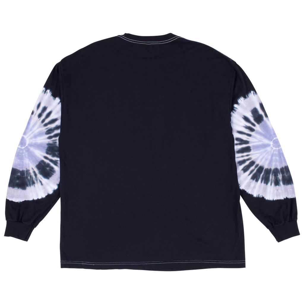 HAIRCUT TYE DYE LONG SLEEVE