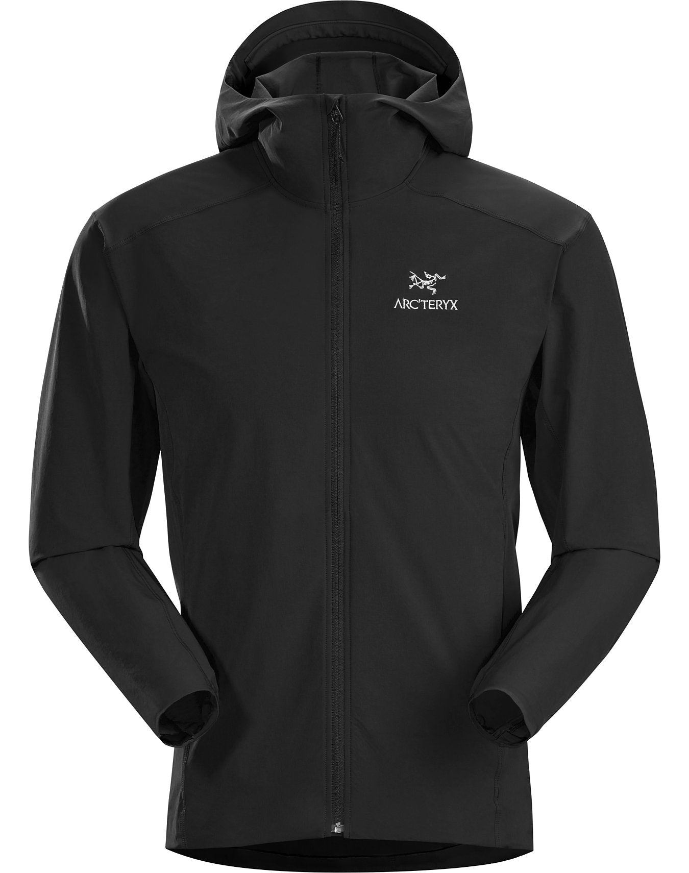 ARC'TERYX M'S WINDBREAKERS BLACK XL GAMMA SL HOODY
