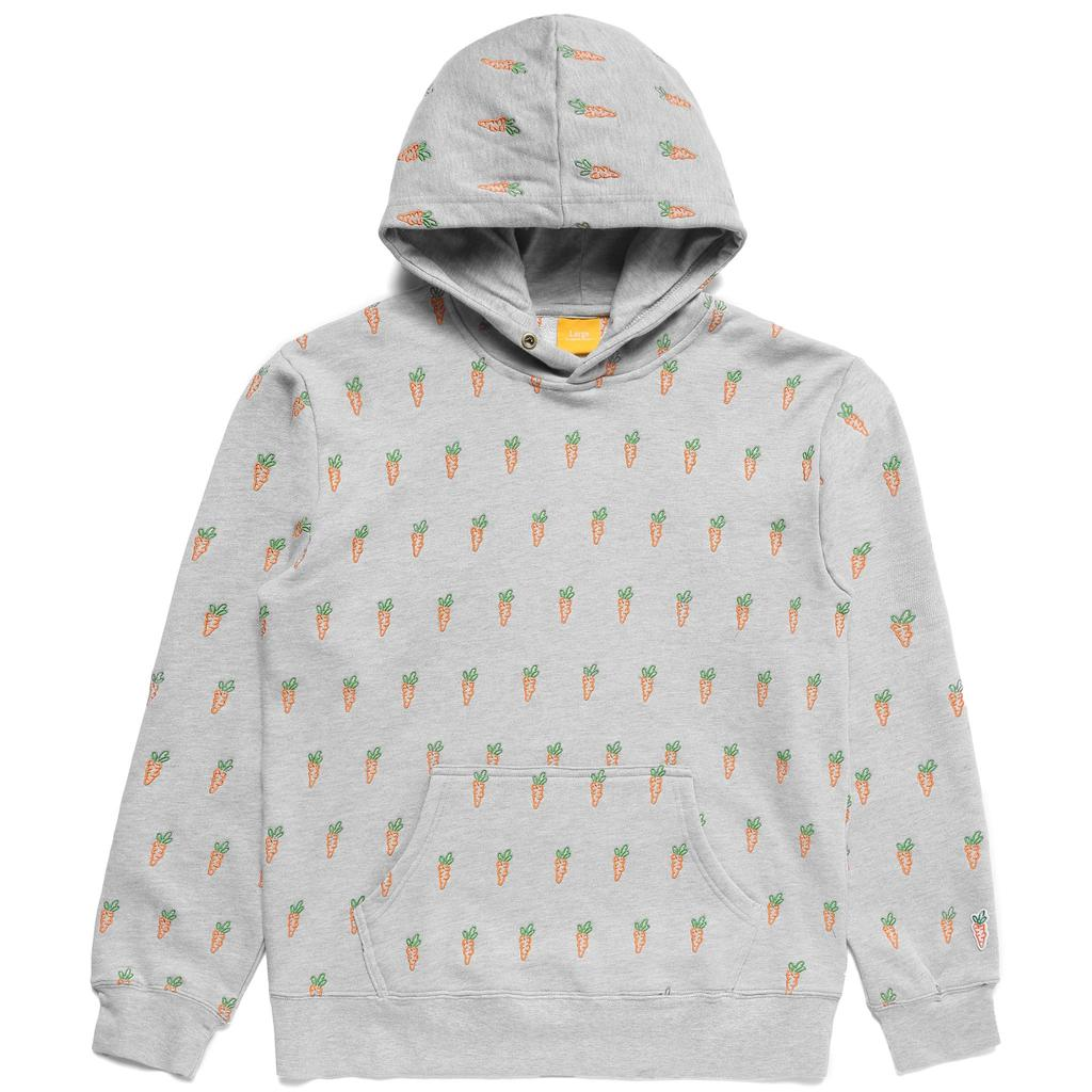ALL OVER CARROT HOODIE