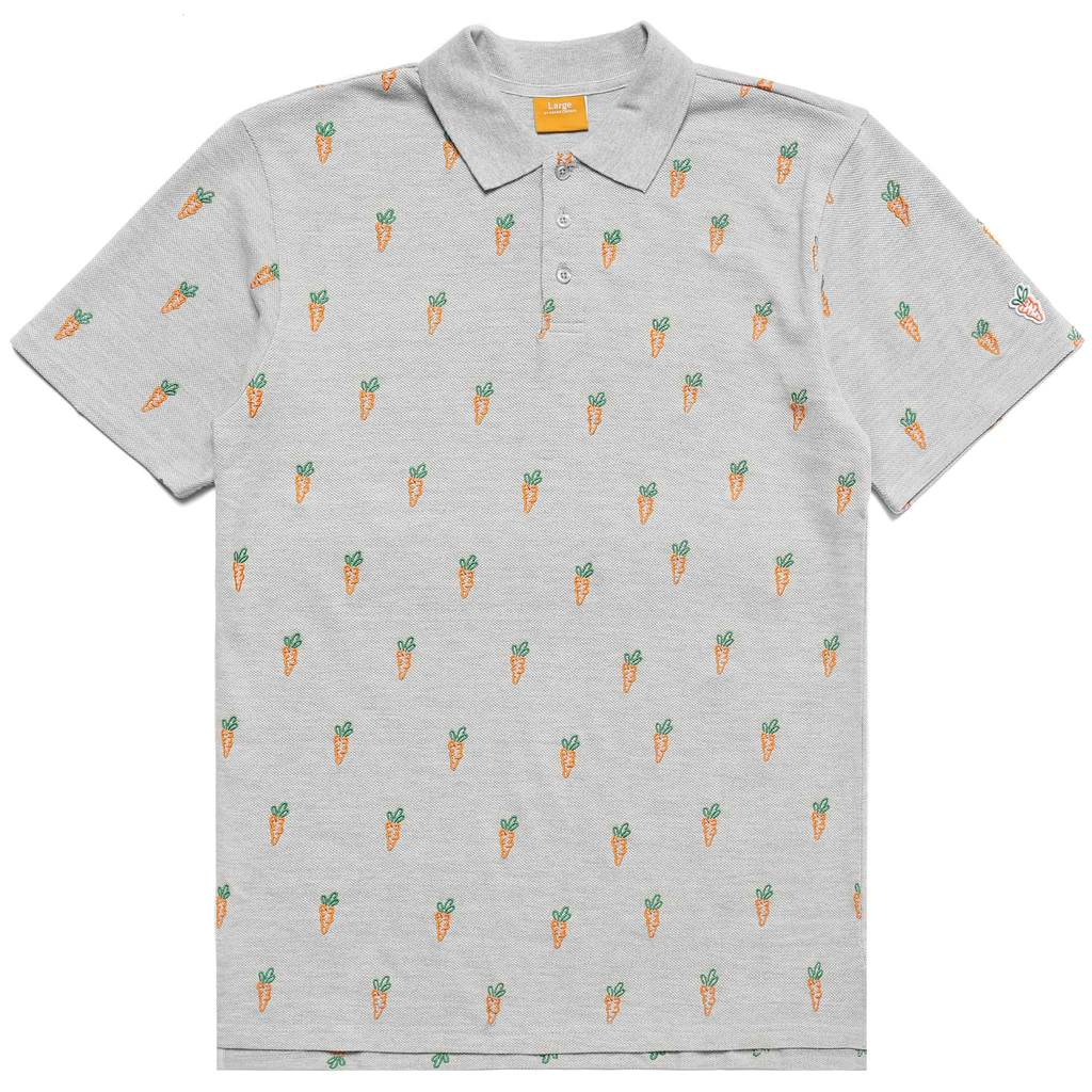 ALL OVER CARROT POLO