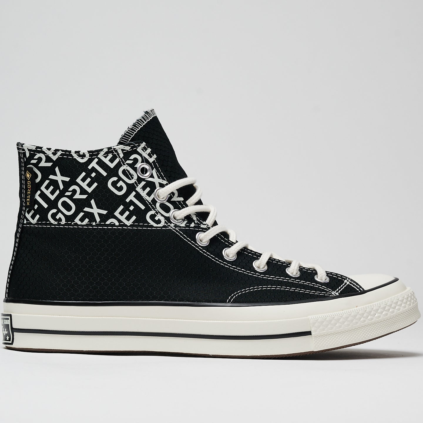CONVERSE M'S FOOTWEAR CHUCK 70 GORE-TEX HIGH TOP - BLACK/EGRET