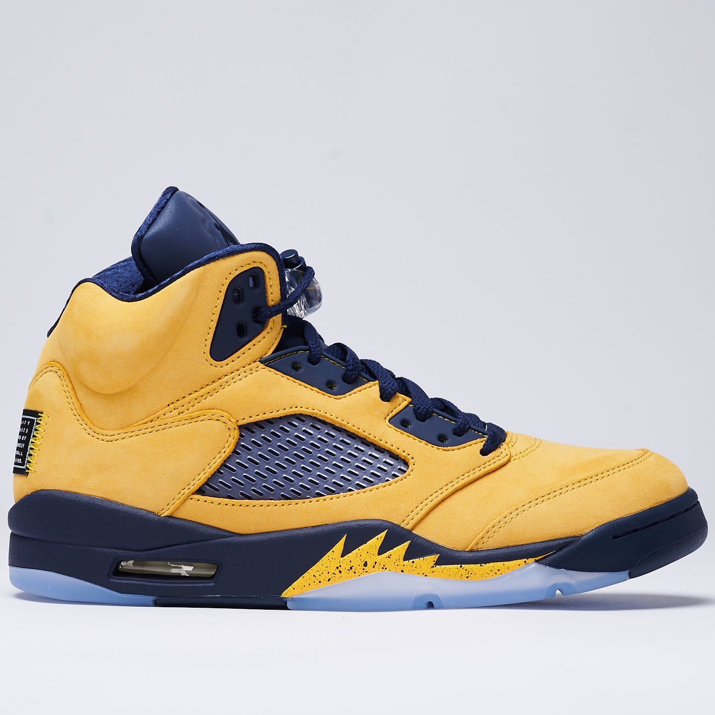 JORDAN 5 RETRO SP - AMARILLO/COLLEGE NAVY
