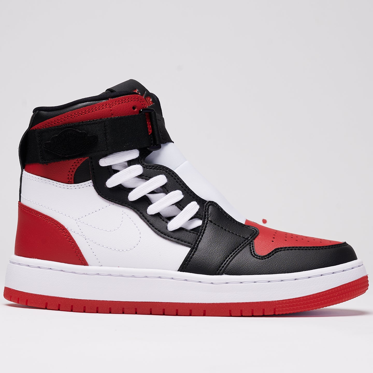JORDAN 1 NOVA XX - WHITE/GYM RED-BLACK
