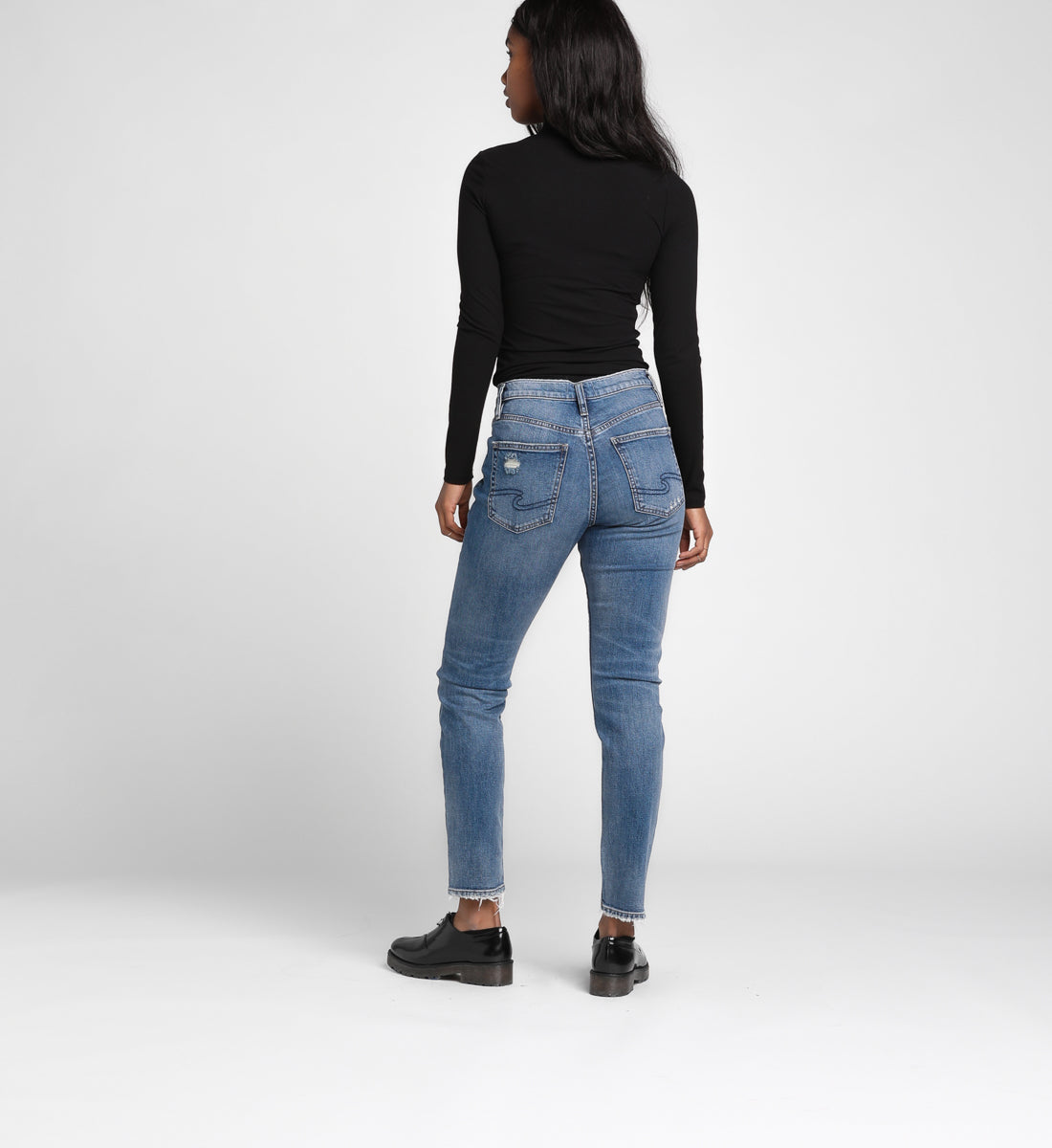 FRISCO TAPERED LEG JEAN