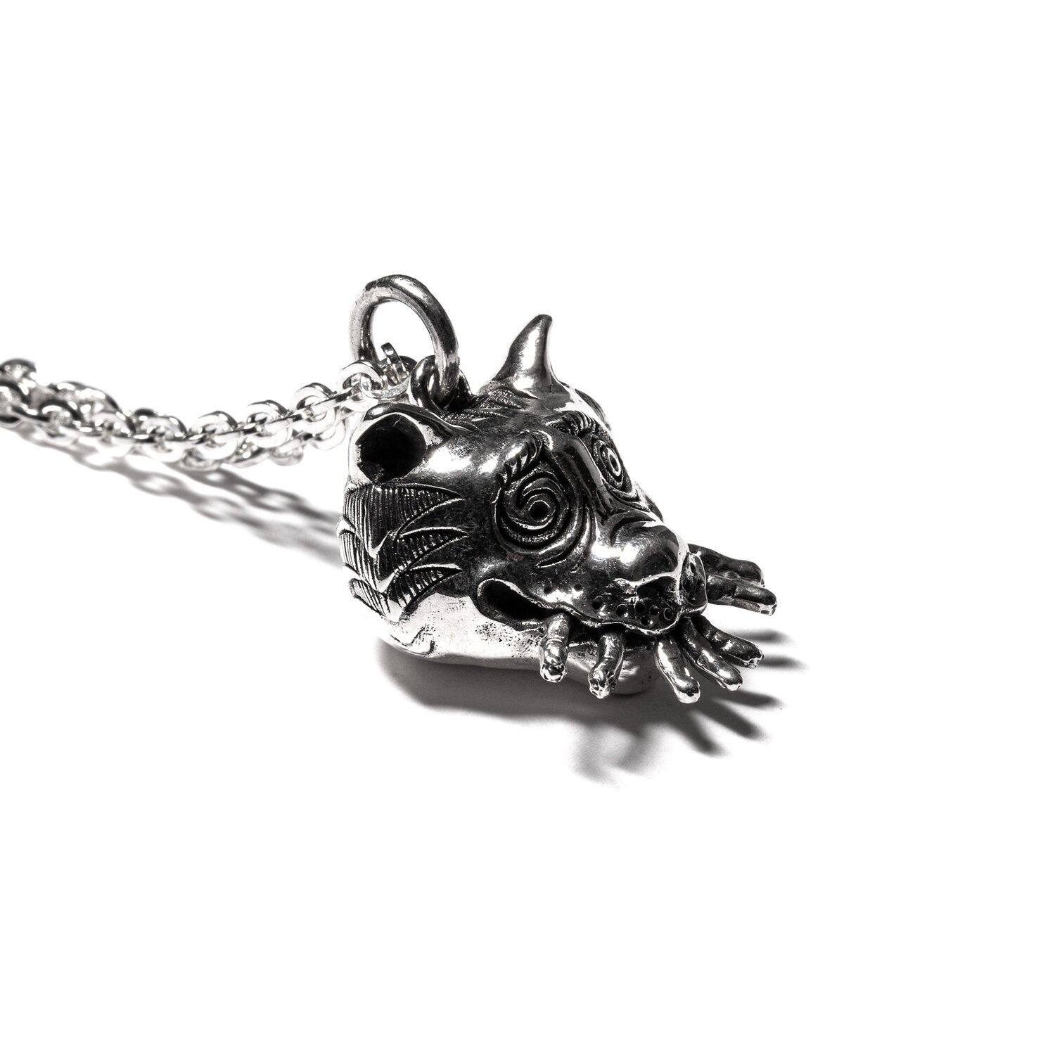 "MAPLE JEWELERY ""THE CAT"" CHAIN (SILVER 925) 50CM"