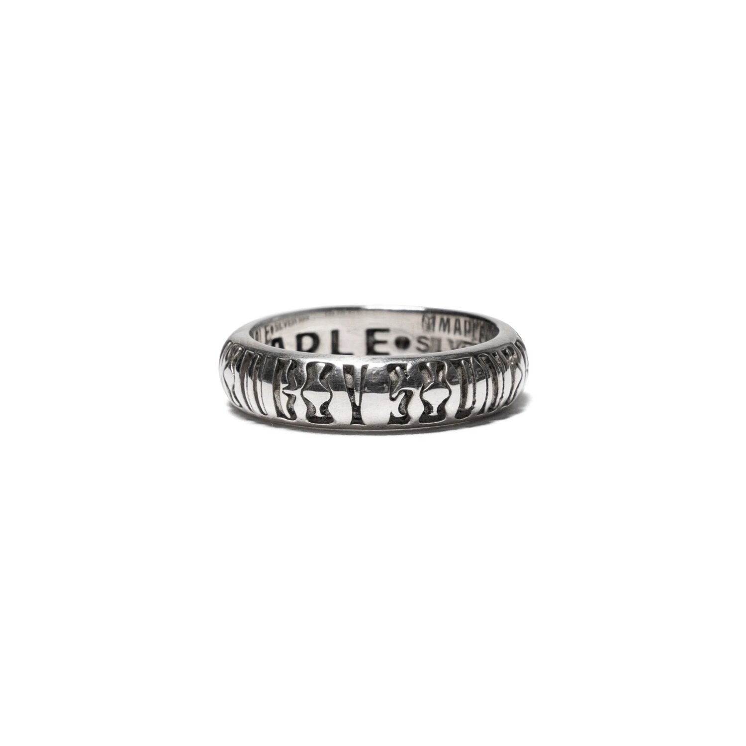 MAPLE JEWELERY COWBOY SOUNDBOY RING (SILVER 925)