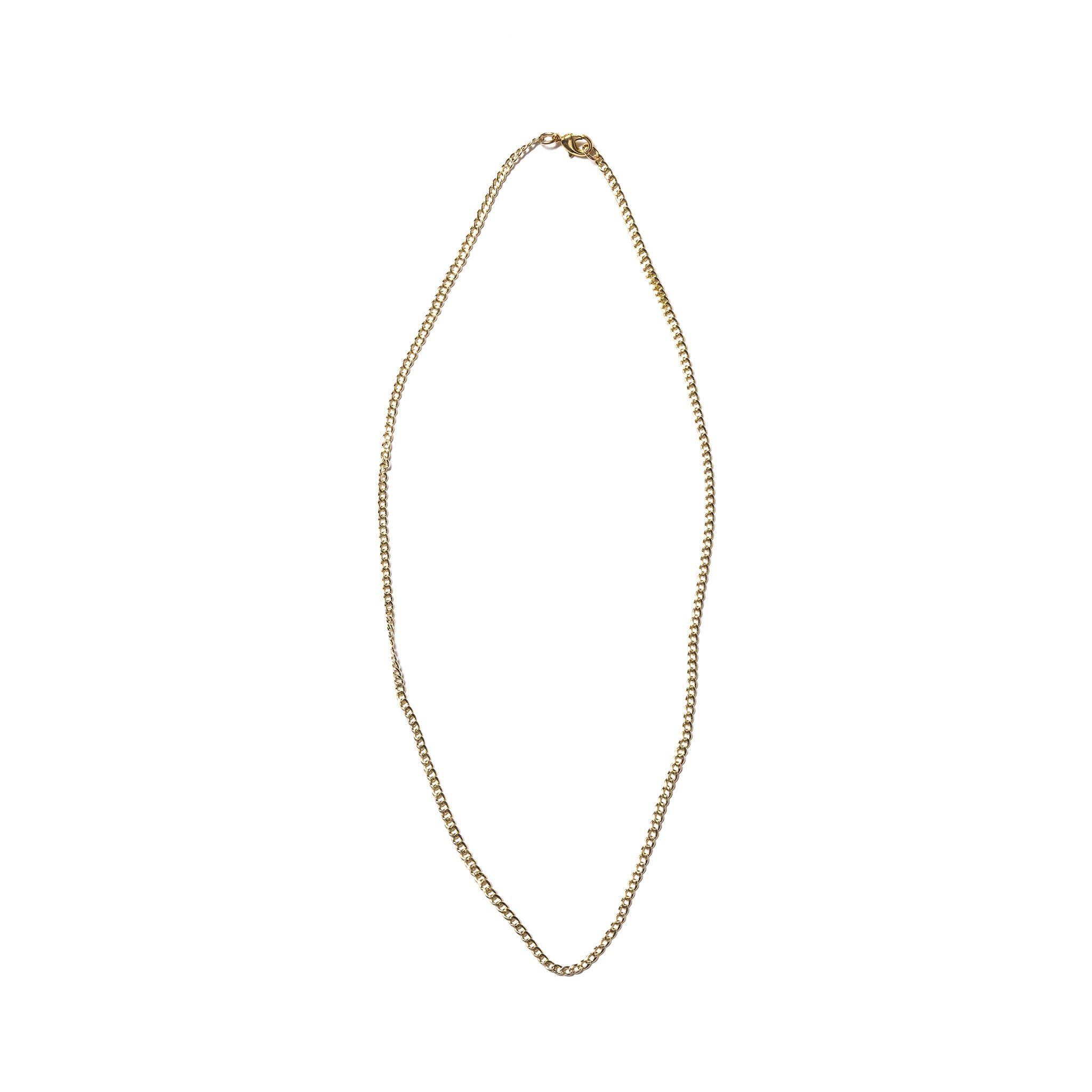 MAPLE JEWELERY CURB CHAIN (14K)