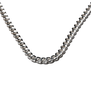 MAPLE JEWELERY CURB CHAIN (SILVER 925)