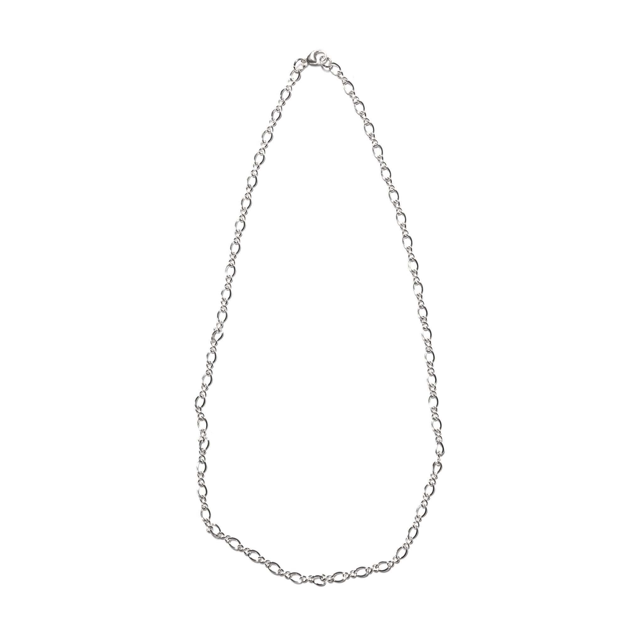 MAPLE JEWELERY FIGURE EIGHT CHAING (SILVER 925)