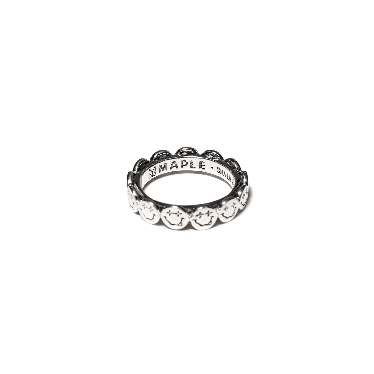 MAPLE JEWELERY NEVERMIND RING (SILVER 925)