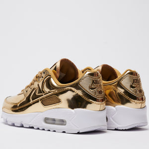 NIKE W'S FOOTWEAR W AIR MAX 90 SP - METALLIC GOLD/METALLIC GOLD