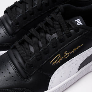 RALPH SAMPSON LO - PUMA BLACK/PUMA WHITE