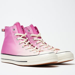 CONVERSE M'S FOOTWEAR CHUCK 70 HI - ROSE MAROON/NAPLES YELLOW