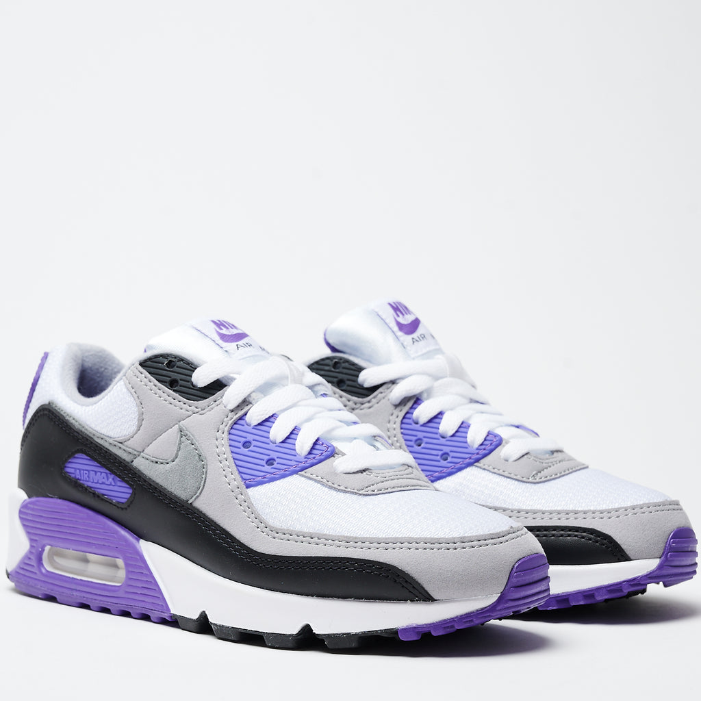 AIR MAX 90 - WHITE/PARTICLE GREY