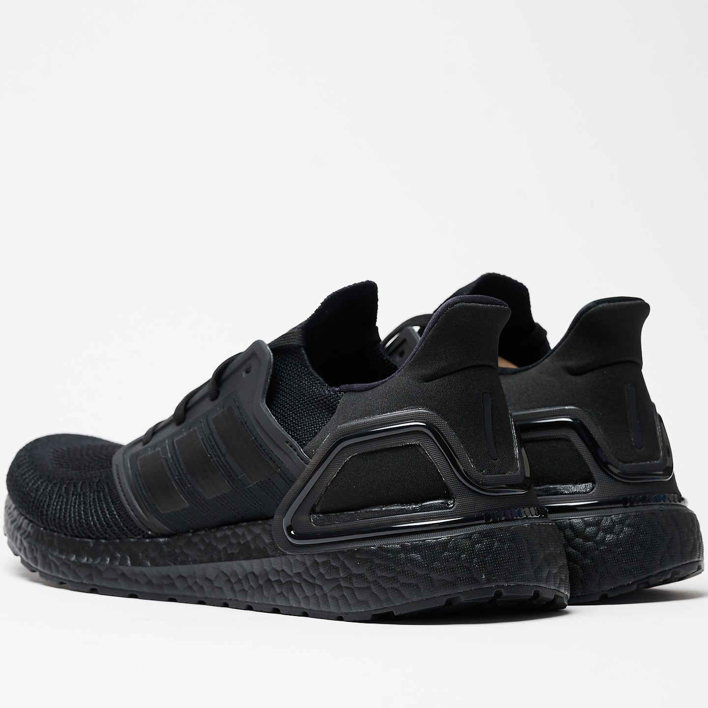 ULTRABOOST 20 - CORE BLACK / CORE BLACK / SOLAR RED