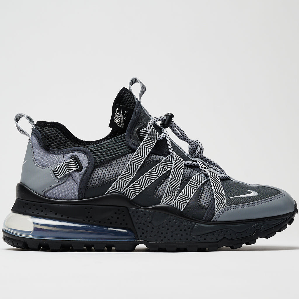 AIR MAX 270 BOWFIN - ANTHRACITE/METALLIC SILVER